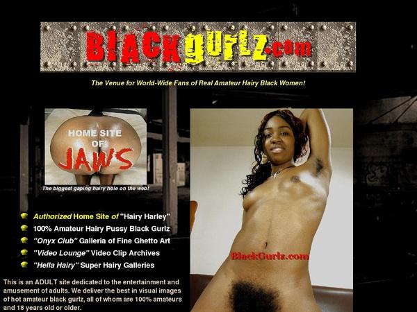 Blackgurlz Free Logins