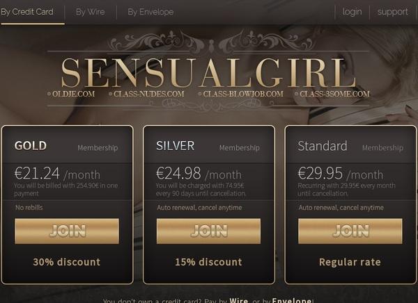 Is Sensual Girl Real?