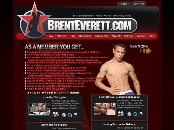 Join Brent Everett Releasing For Free
