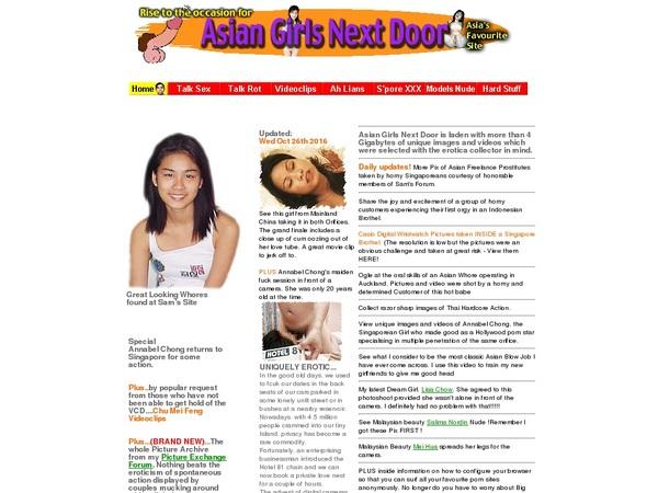 girls door verotel next Asian