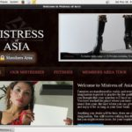 Mistress Of Asia With EUDebit