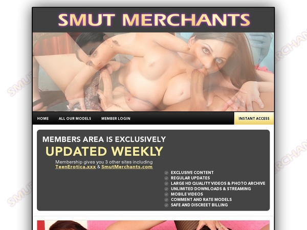 Porno Smutmerchants