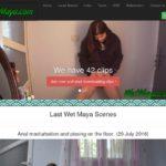 Wet Maya New Videos