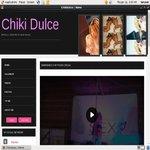 Chiki Dulce Tube