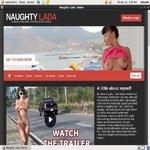 Naughty Lada Avec IBAN / SEPA