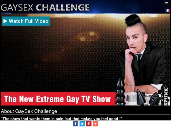 Gay Sex Challenge Buy