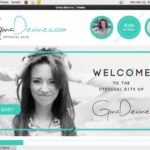 Ginadevine.com Accounts Passwords