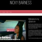 NICKY BARNESS Free Entry