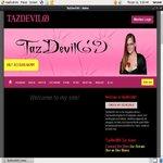 Tazdevil69.modelcentro.com Verotel