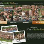 Czech Garden Party Pay Site