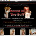 Bound In The Buff New Videos