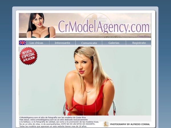 Costa Rica Model Agency Join Form