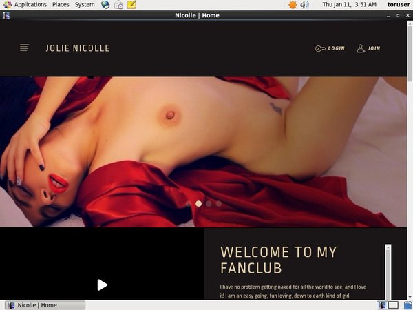 Nicolle Access Free