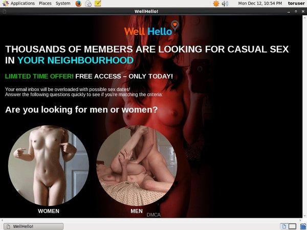 Wellhello Full Website