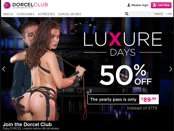 Dorcel Club Bezahlen