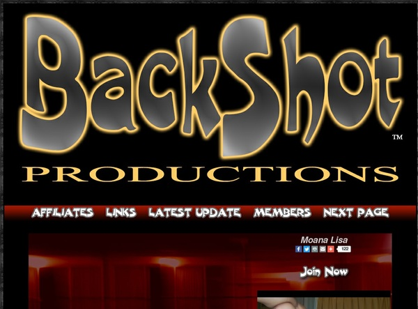 Backshot Productions Free Login And Password