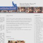 Good Dyke Porn パスワード