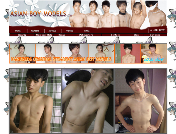Free Premium Accounts For Asian Boy Models
