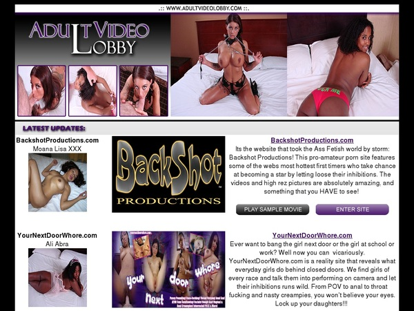 Adultvideolobby Free Preview