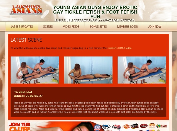 Laughingasians Free Membership