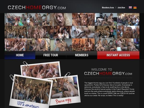 Czechhomeorgy Paswords