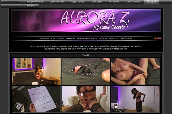 Free Aurora Z. Account