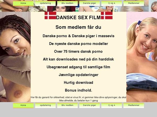 Xxx Danske Sex Film
