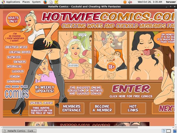 Hotwifecomics.com Free Download